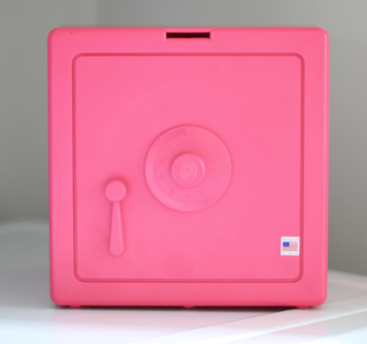 Pink Temptationless Bank