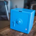 blue safe